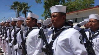 Ascienden 950 elementos de la Marina en Veracruz
