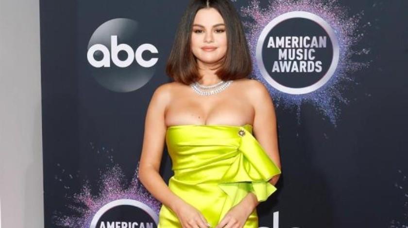 Selena Gomez(EFE)