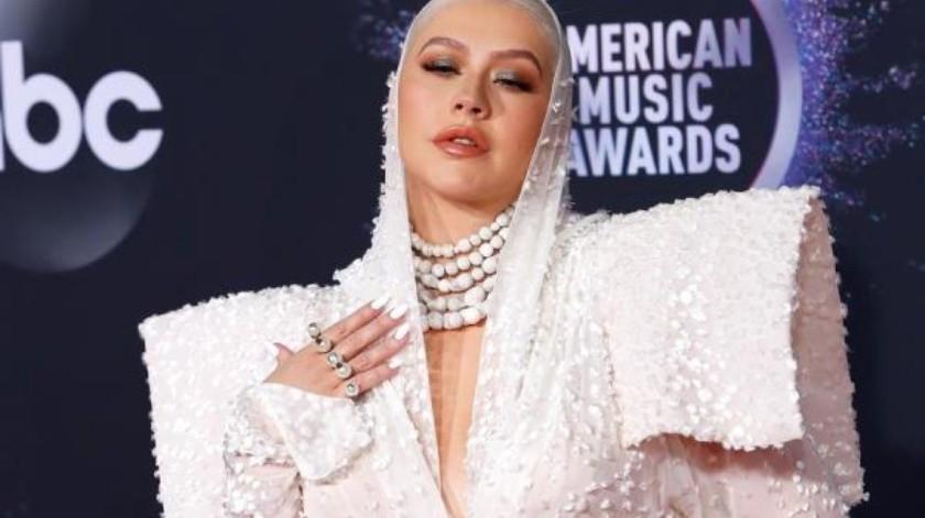 Christina Aguilera(EFE)