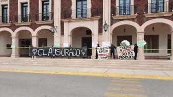 Se manifiestan contra protocolo de atención a víctimas de acoso en Unison