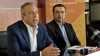 """Aram Hodoyán, presidente del CDT, dio detalles del  """"Viaje del Ecosistema Emprendedor de Tijuana""""."""