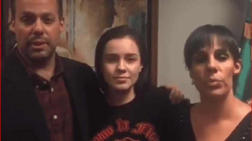 Publican fuerte llamada entre José Joel, Marysol y Sarita Sosa