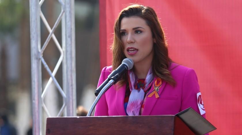 No vamos a tolerar abusos de autoridad: Alcaldesa(Daniel Résendiz)