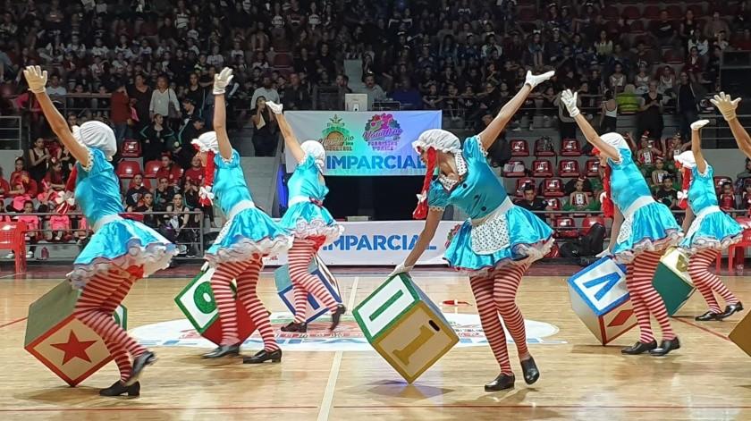 Inauguran Torneo Navideño de Basquetbol de EL IMPARCIAL(Teodoro Borbón)