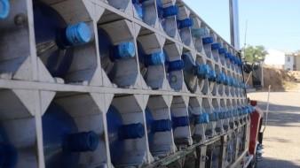 El 30% del consumo del agua en el mundo es para uso industrial y hogares.
