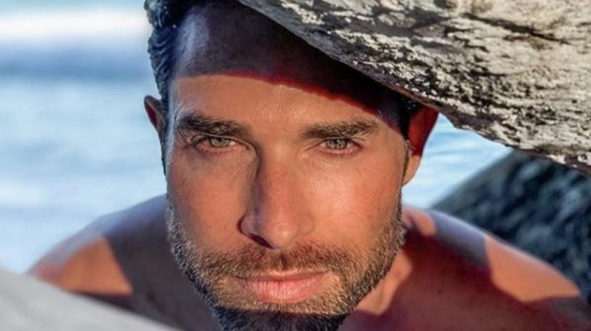 Sebastián Rulli se desnuda para Instagram.(Instagram/Sebastián Rulli)