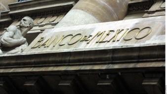 Banxico ve en terreno negativo crecimiento para 2019