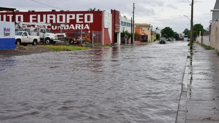 Los acumulados que dejaron las lluvias en Sonora; prevén precipitaciones para el viernes