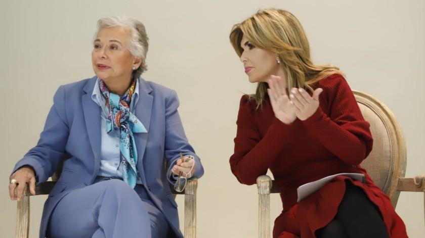 """Olga Sánchez Cordero encabeza el evento """"Diálogo por el Federalismo y el Desarrollo Municipal""""(Julián Ortega)"""