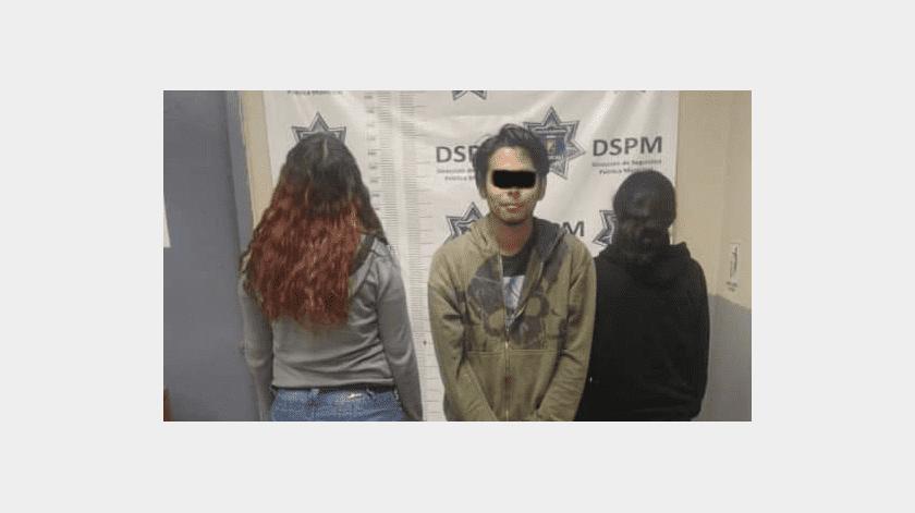 Arrestan a adolescentes por intentar matar a una joven(Cortesía)