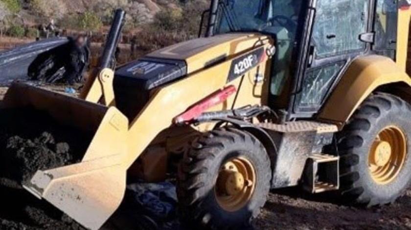 Los detenidos, vehículos y el metal recuperado fueron puestos a disposición del Agente del Ministerio Público.