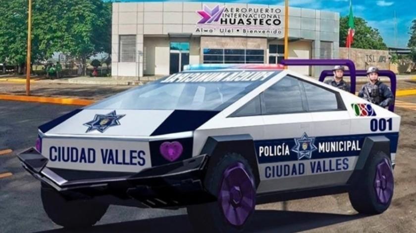 Alcalde de San Luis Potosí compra 15 camionetas cybertruck de Tesla(Especial)