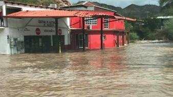 Continúan lluvias en el Noreste de Sonora