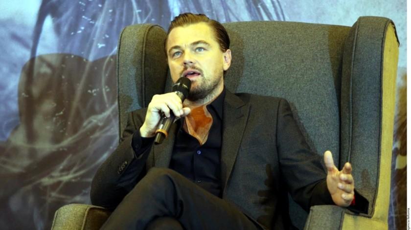 """Leonardo DiCaprio comenta que no donó a dichas organizaciones, """" a pesar de que lo merecen"""".(Banco Digital)"""