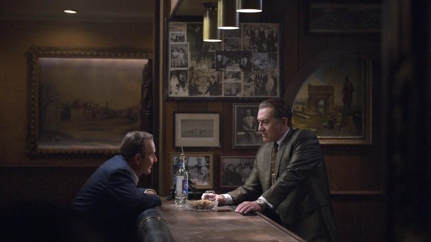 The Irishman(Netflix 2019)