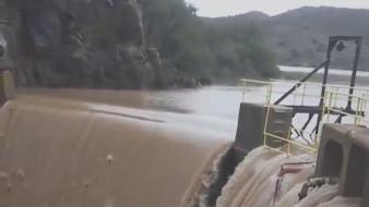 Logran presas de Sonora captación récord