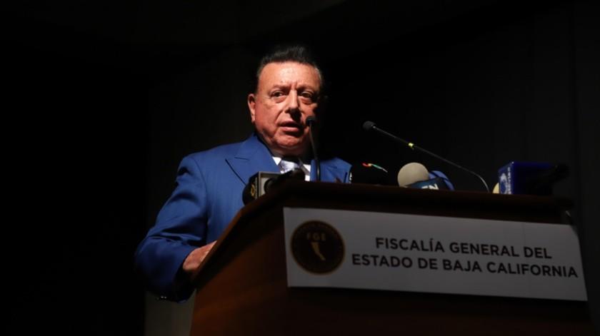 El fiscal Juan Guillermo Ruiz dijo que integran una carpeta de investigación.