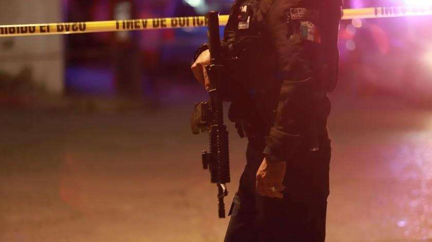 La persona asesinada hasta el momento no ha sido identificada.(Banco Digital)