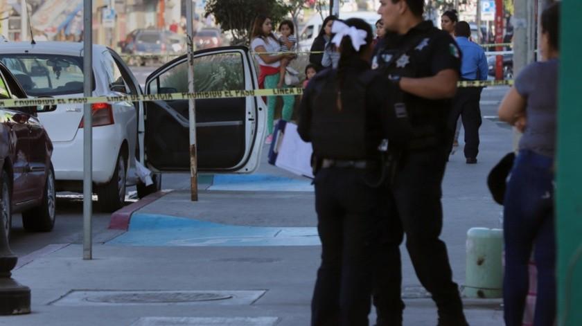 En noviembre se contabilizaron 172 asesinatos en Tijuana.