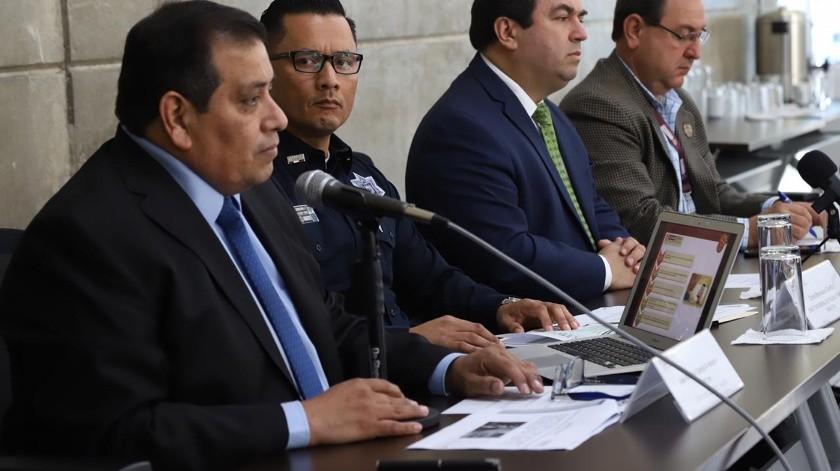 El operativo se anunció este lunes en conferencia de prensa.(Sergio Ortiz)