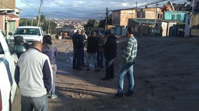 Una de las labores de rehabilitación más importantes en la zona fue la realizada sobre las calles Lira y Vía Láctea.(Cortesía)