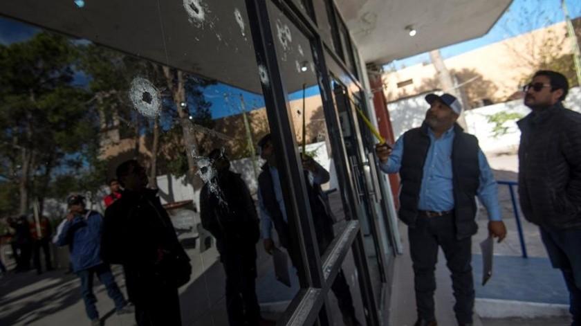 En tanto, el gobernador de Coahuila, Miguel Riquelme, precisó este lunes que los pistoleros traían vehículos con el logotipo y ropa con las siglas del CDN.(EFE)