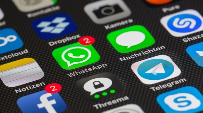 WhatsApp tendrá modo de ahorro de batería(Pixabay)
