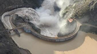 Piden tomar precauciones por transvase de agua entre presas