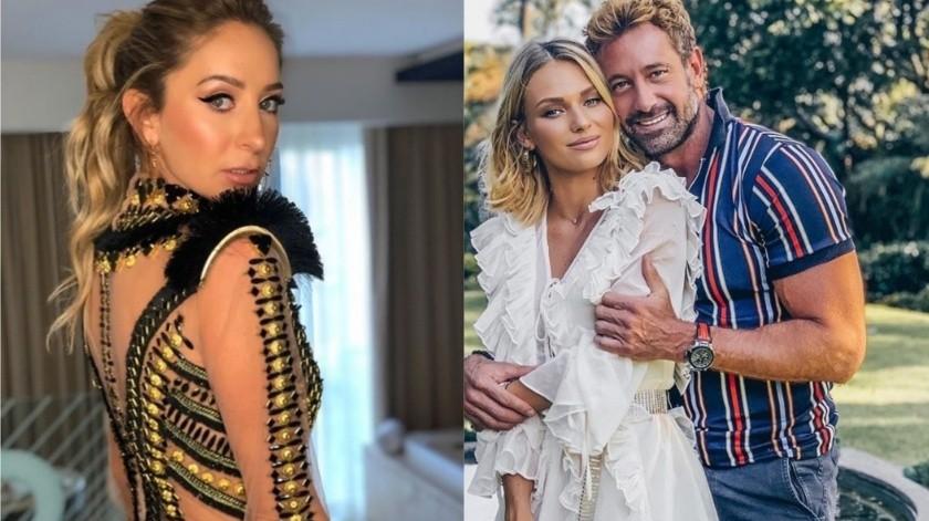 """¡Escalofriante! Brujo desentierra y muestra """"trabajito"""" que pidió Geraldine Bazán para Irina Baeva(Instagram)"""