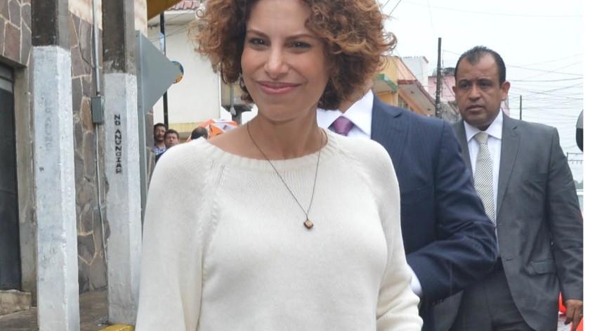 Karime Macías(Agencia Reforma)