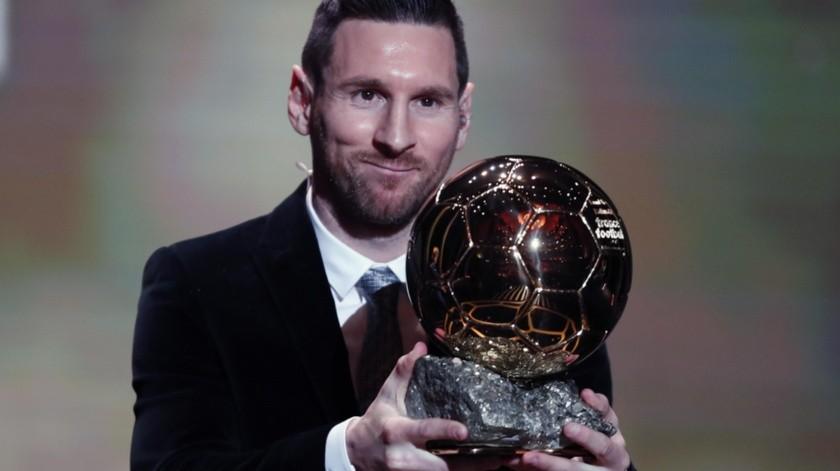 Lionel Messi tuvo un gran 2019 en lo individual.
