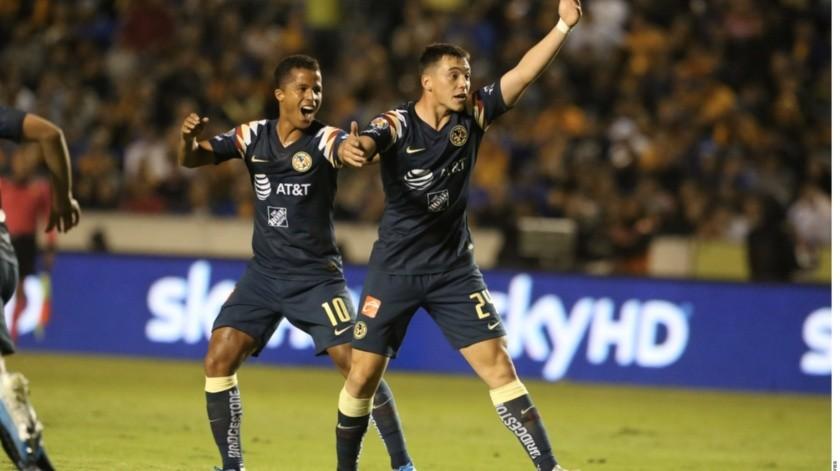 América-Tigres fue el partido más visto del fin de semana.