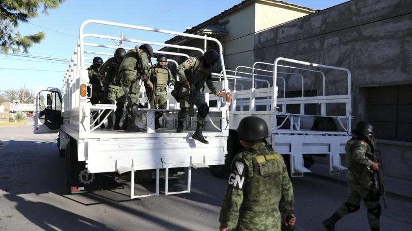 El gobierno del estado de Coahuila elevó la cifra de muertos, antes de 22, y dijo que arrestó a 10 sospechosos.(AP)