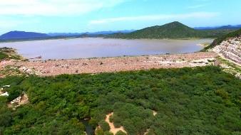 López señaló que la captación de agua por las atípicas lluvias ocurridas los días 28,  29 y 30 de noviembre serían de gran ayuda para el verano del año 2020.