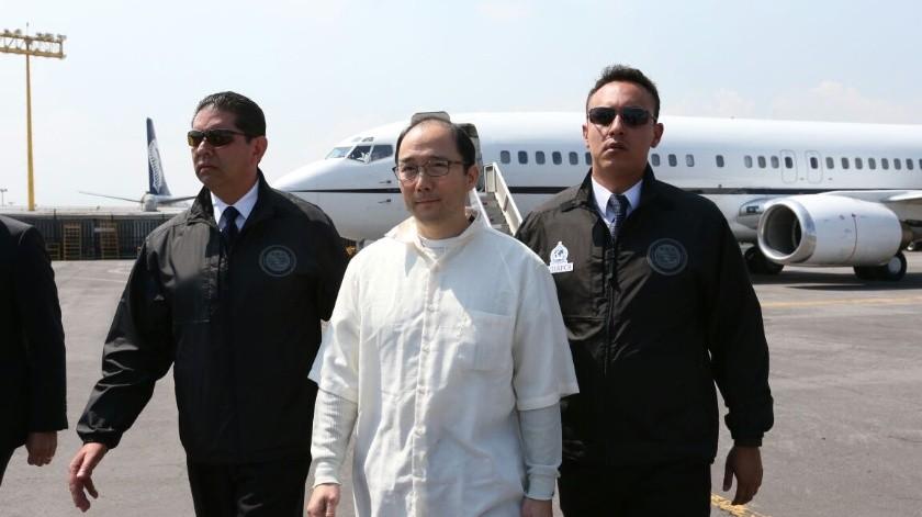 La esposa del empresario chino-mexicano promovió un amparo contra la venta de su casa de las Lomas de Chapultepec pero negó frenar las consecuencias de dicha enajenación..