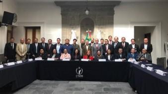 Durante el acercamiento, las y los titulares de los Organismos de Derechos Humanos acordaron el establecimiento de una agenda colaborativa con la CNDH.