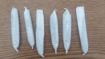 Estudiante es detenida con cigarros de mariguana en secundaria