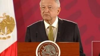 El presidente López Obrador habló sobre la llamada