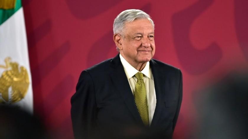 Andrés Manuel López Obrador(Gobierno de México)