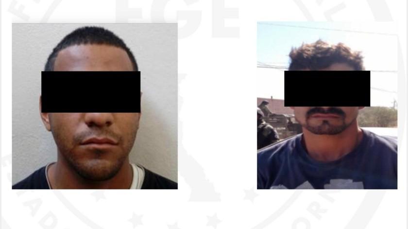 Vinculan a proceso a par de imputados por robos con violencia(Cortesía)