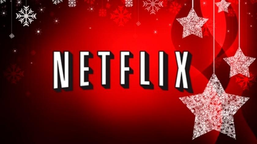 Santa llegó a Netflix(Tomada de la Red)