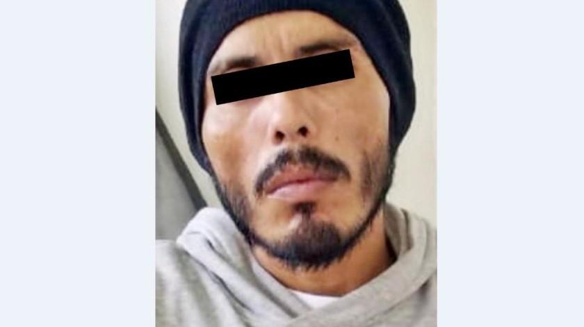 """Capturan a """"El Rayo"""" por tentativa de homicidio en Guaymas(Cortesía)"""