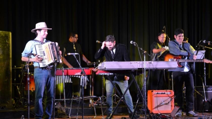 La Ballena de Jonás se ha consolidado a través de los años como una de las agrupaciones musicales más representativas del noroeste de México.(Cortesía)