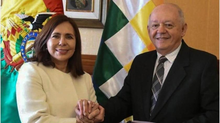 El representante estadounidense comentó que su país espera al Gobierno saliente de las próximas elecciones, para concretar cómo se conducen las relaciones con Bolivia.(EFE)