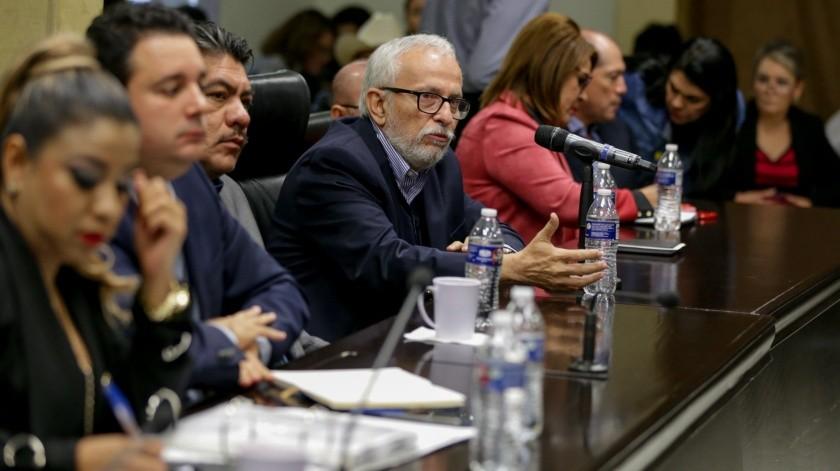 Una iniciativa para crear un fondo de seguridad y justicia para Sonora presentaron los integrantes del Comité Ciudadano de Seguridad Pública al Congreso del Estado para incluirla en el paquete económico de 2020.