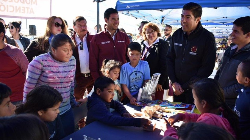 En beneficio de los residentes de la Colonia Popular 1989, el XXIII Ayuntamiento de Ensenada realiza actualmente cinco obras que mejorarán la calidad de vida de más de 730 personas que residen en la zona.(Cortesía)