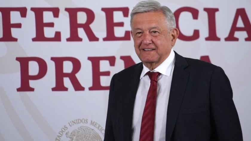 El pasado 2 de septiembre el Ejecutivo estuvo en la capital del Estado y se reunió a puerta cerrada con los papás y trabajadores de la guardería.(Gobierno de México)