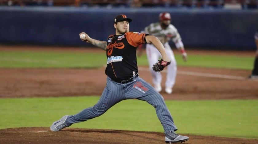César Vargas fue el pitcher derrotado.(Banco Digital)