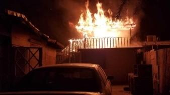 Aumentan 30% los incendios en diciembre