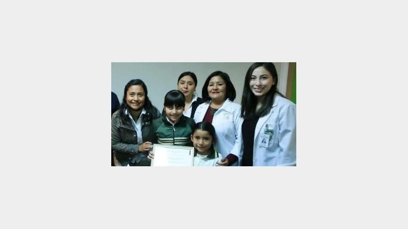Promueven salud en escuelas(Cortesía)